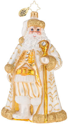 Christopher Radko Golden Baroque Nicholas