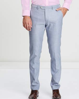 Brooksfield Stretch Melange Trousers
