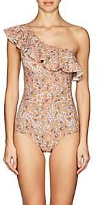 Etoile Isabel Marant Women's Sicilya One-Piece Swimsuit-10oe Ochre