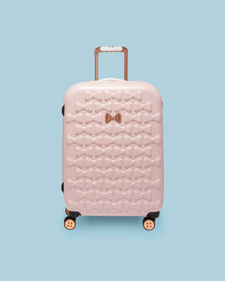 Ted Baker BEALISA Bow detail medium suitcase