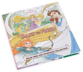 Hachette Book Group Disney Princess Storybook Collection Tales to Finish