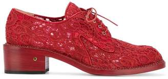 Laurence Dacade 'Jeanne' floral lace brogues