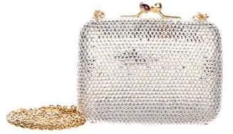 Judith Leiber Crystal Embellished Crossbody Evening Bag