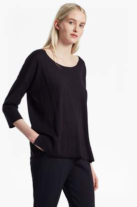 French Connenction Scoop Spring Light Knits Jumper