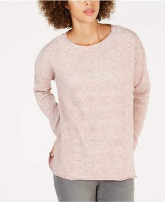 Style&Co. Style & Co Mixed-Rib Sweater