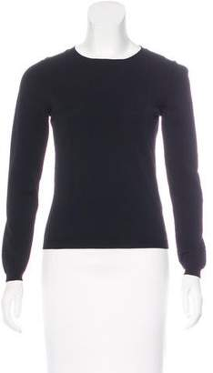 Tom Ford Long Sleeve Knit Top