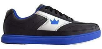 Brunswick Bowling Products Brunswick Mens Renegade Bowling Shoes- WideBlack/Royal 9.5 E US