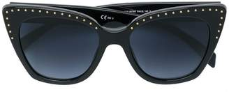 Moschino cat eye sunglasses