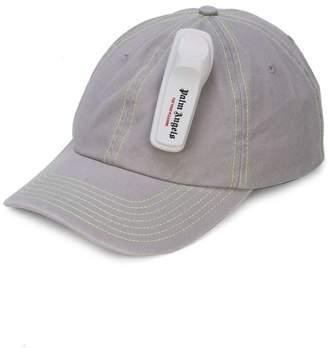 Palm Angels logo pin cap