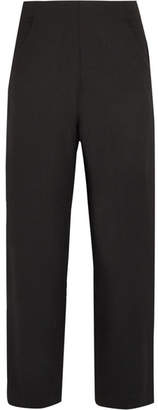 Vanessa Seward Eda Wool-blend Tapered Pants - Black