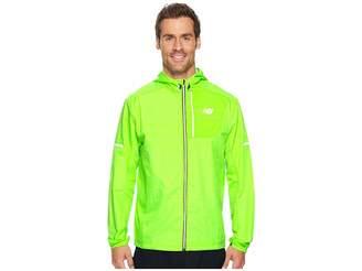 New Balance Reflective Lite Packable Jacket Men's Coat