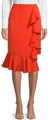 Zero Degrees Celsius Women's Ruffle Skirt