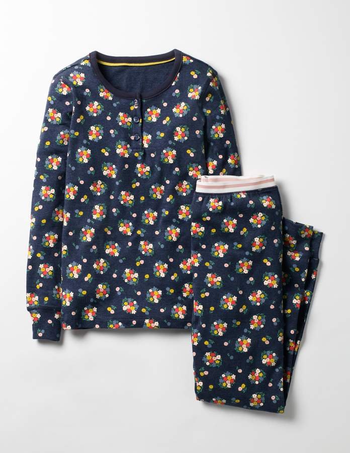 Boden Henley Pyjama Set