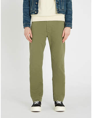 2d811a5fe Ralph Lauren RRL Officers classic-fit cotton chinos