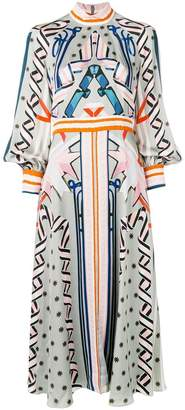 Temperley London Ribbon dress