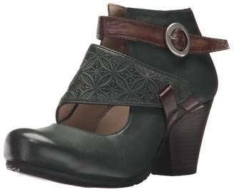 Miz Mooz Women's Dale Boot, Blue