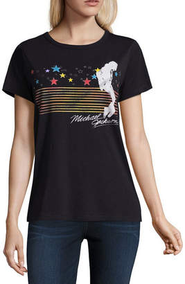 Mighty Fine Michael Jackson Tee - Juniors