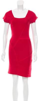 Yigal Azrouel Knit Bodycon Dress