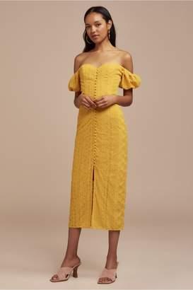 Finders Keepers ELLE DRESS marigold