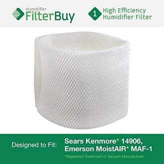 Sears 14906 Kenmore Humidifier Wick Filter. Fits humidifier model numbers 14410