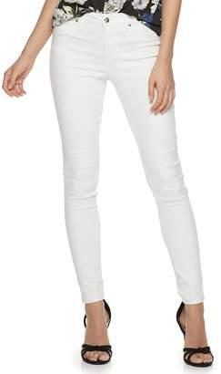99befc3f7870c JLO by Jennifer Lopez Women's Mid-Rise Super Skinny Jeans
