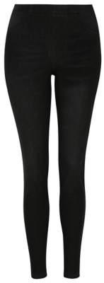 George Black Denim Twill Trousers
