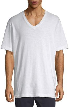 Vimmia Men's Alpha V-Neck Cotton Tee