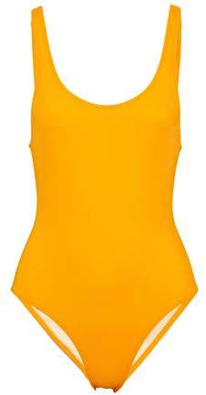 Anne-Marie Open-Back Swimsuit