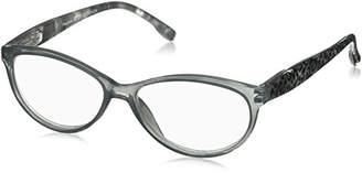 Cat Eye Peepers Women's Untamed Cateye Reading Glasses