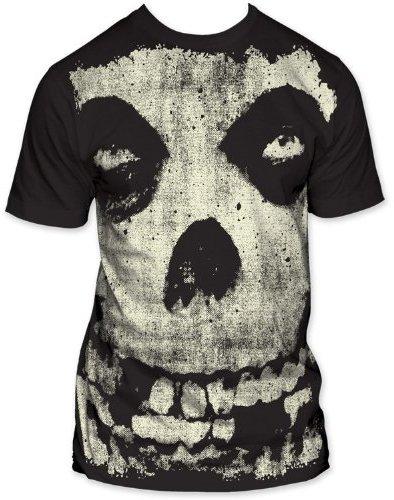 Impact Men's Misfits Allover Misfits Skull T-Shirt