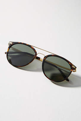 Anthropologie Marina Brow-Bar Sunglasses