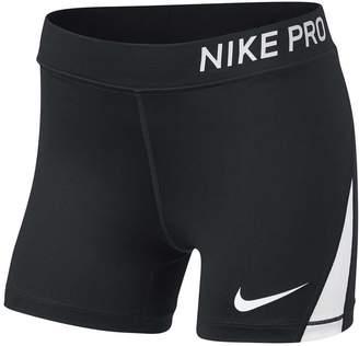 Nike Girls Pro Training Shorts