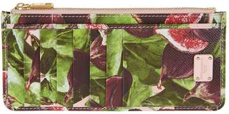 Dolce & Gabbana Fig Logo Card Wallet