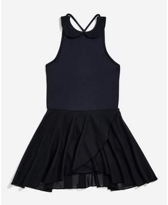 Danskin Girl's Halter Leotard Dress