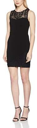 GUESS Women's Round Sleeveless Dress X-Small