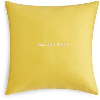 "Words of Wisdom Decorative Pillows, 18"" x 18"""