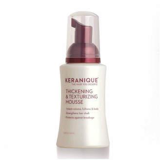 KERANIQUE Keranique Thickening & Texturizing Mousse