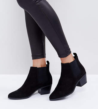 Asos DESIGN REVIVE Chelsea Ankle Boots