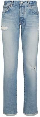 Moussy Vintage M Steele Straight Leg Jeans