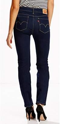Levi's Women's 714 Straight Jeans