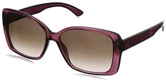 Escada Sunglasses Women's SES351M580W48 Rectangular Sunglasses