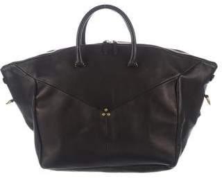 Jerome Dreyfuss Leather Gerald Satchel