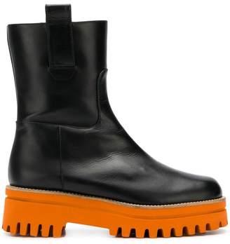 Paloma Barceló ankle-length boots