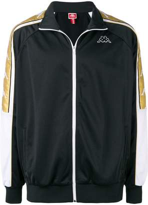 Kappa side panel jacket