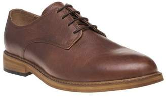 Sole New Mens Brown Alie Leather Shoes Lace Up