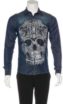Philipp Plein Illegal Fight Club Marlon Shirt