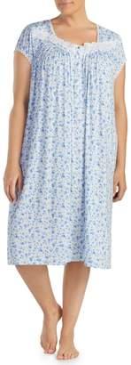 Eileen West Knit Nightgown