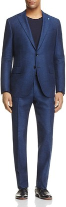Eidos Summer Donegal Slim Fit Suit $1,595 thestylecure.com
