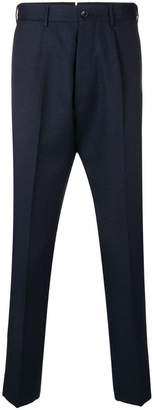 Pt01 high rise tailored trousers