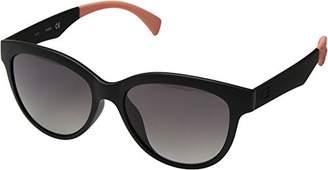 GUESS Women's Acetate Round Sunglasses